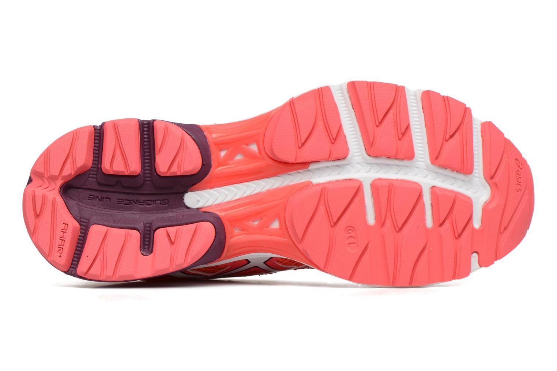 Chaussures de sport Asics Gel-Pulse 8 W Rouge vue haut