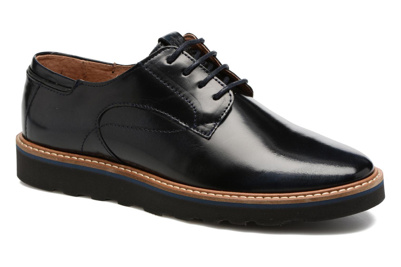 Chaussures à lacets TBS Typhany Bleu vue détail/paire