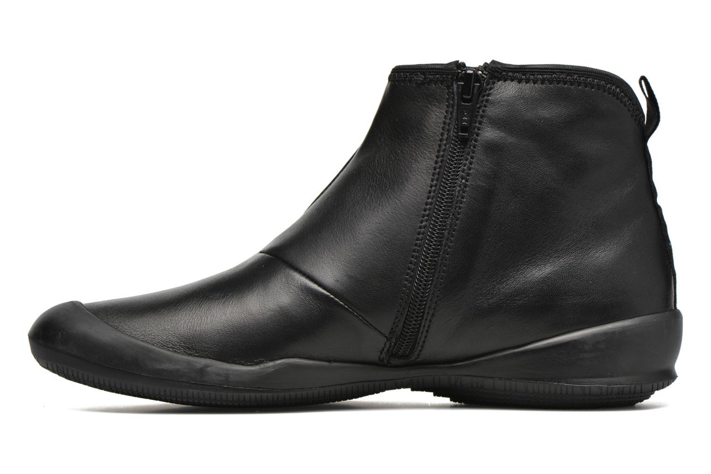 Bottines et boots TBS Vivienn Noir vue face