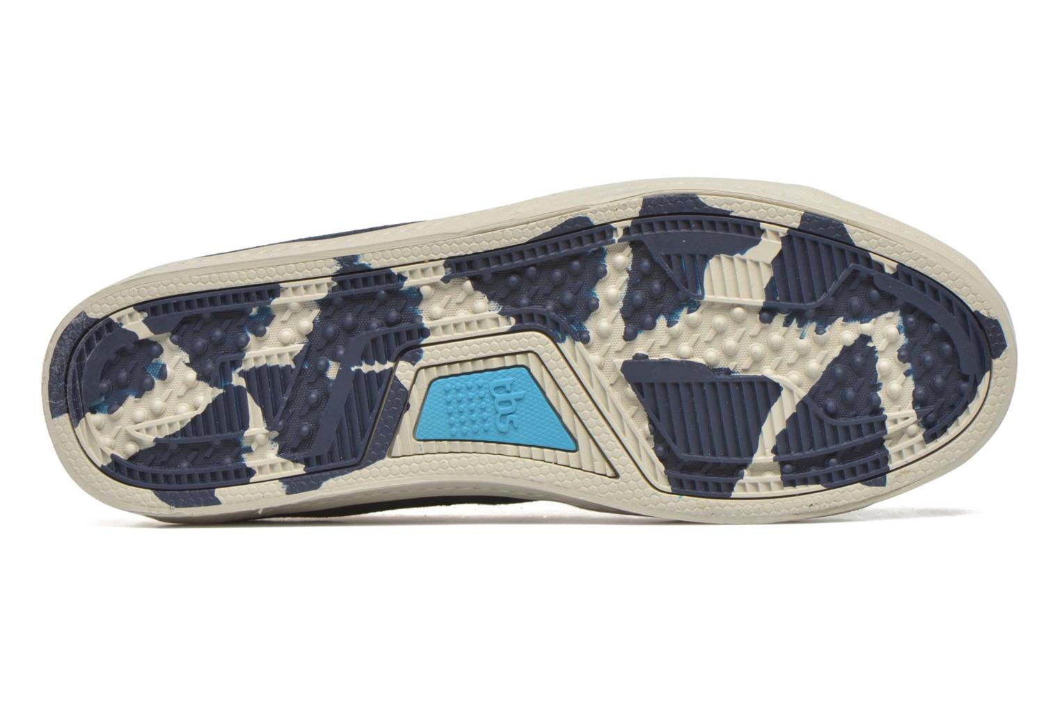 Trainers TBS Blaster Blue view from above