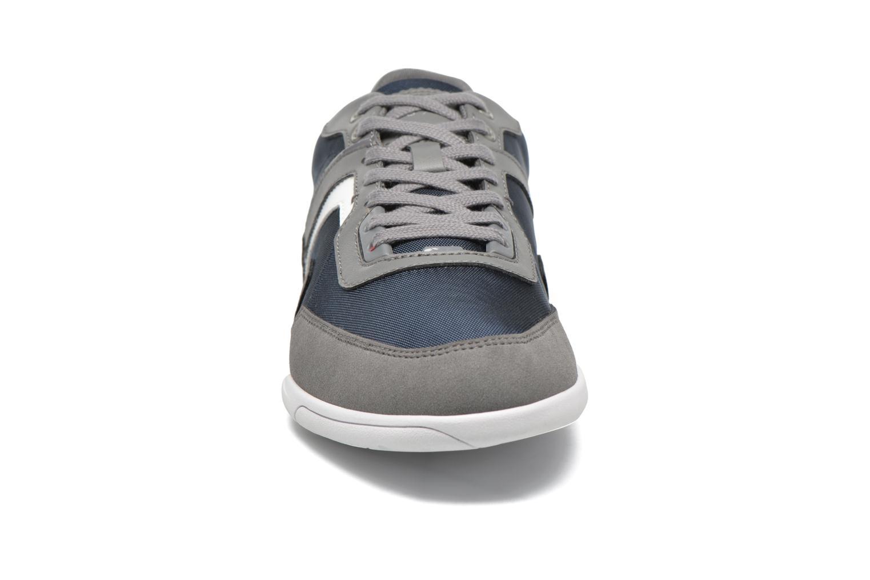Baskets TBS Norton Bleu vue portées chaussures
