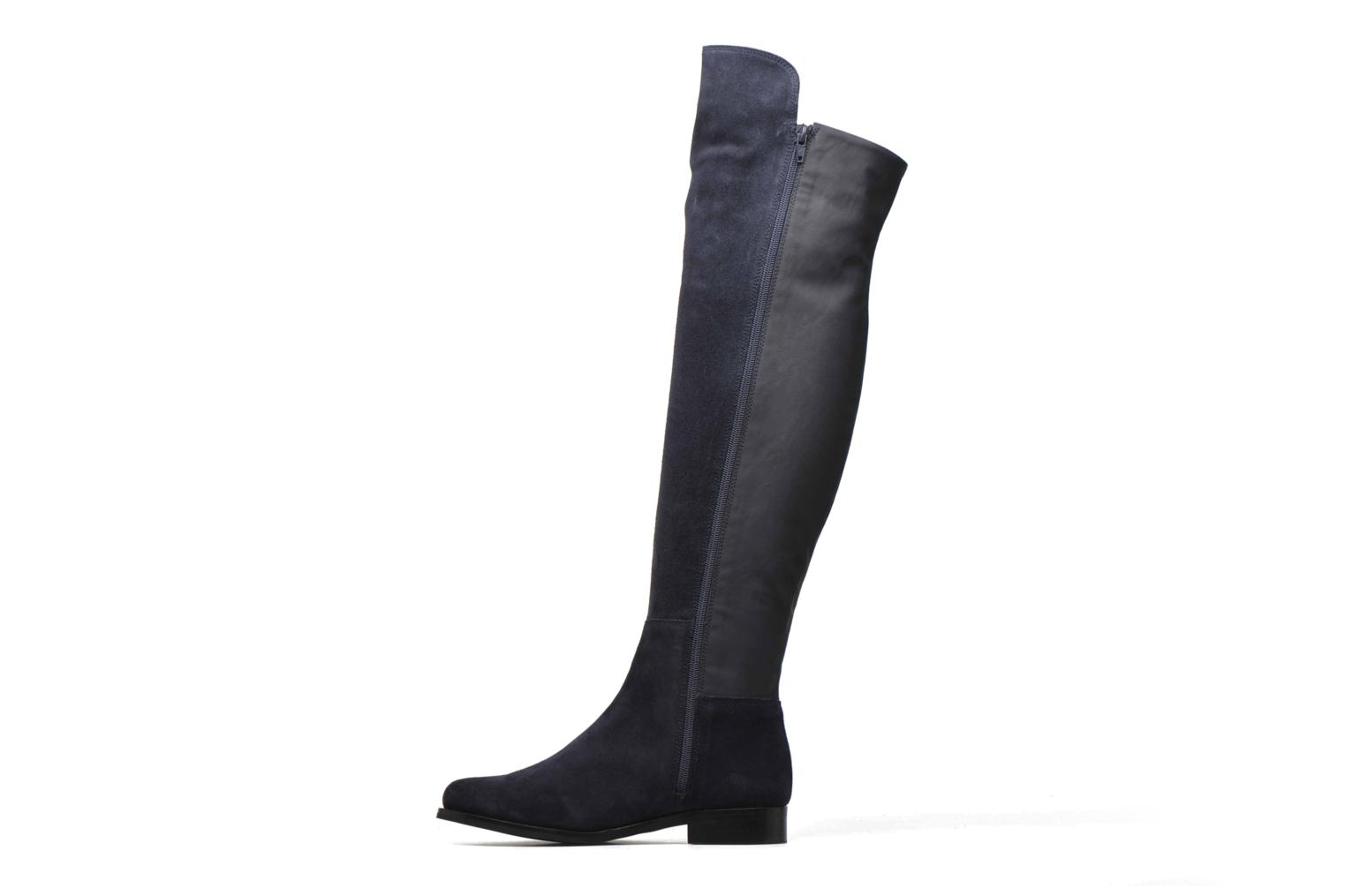 Boots & wellies PintoDiBlu Barbara Blue front view