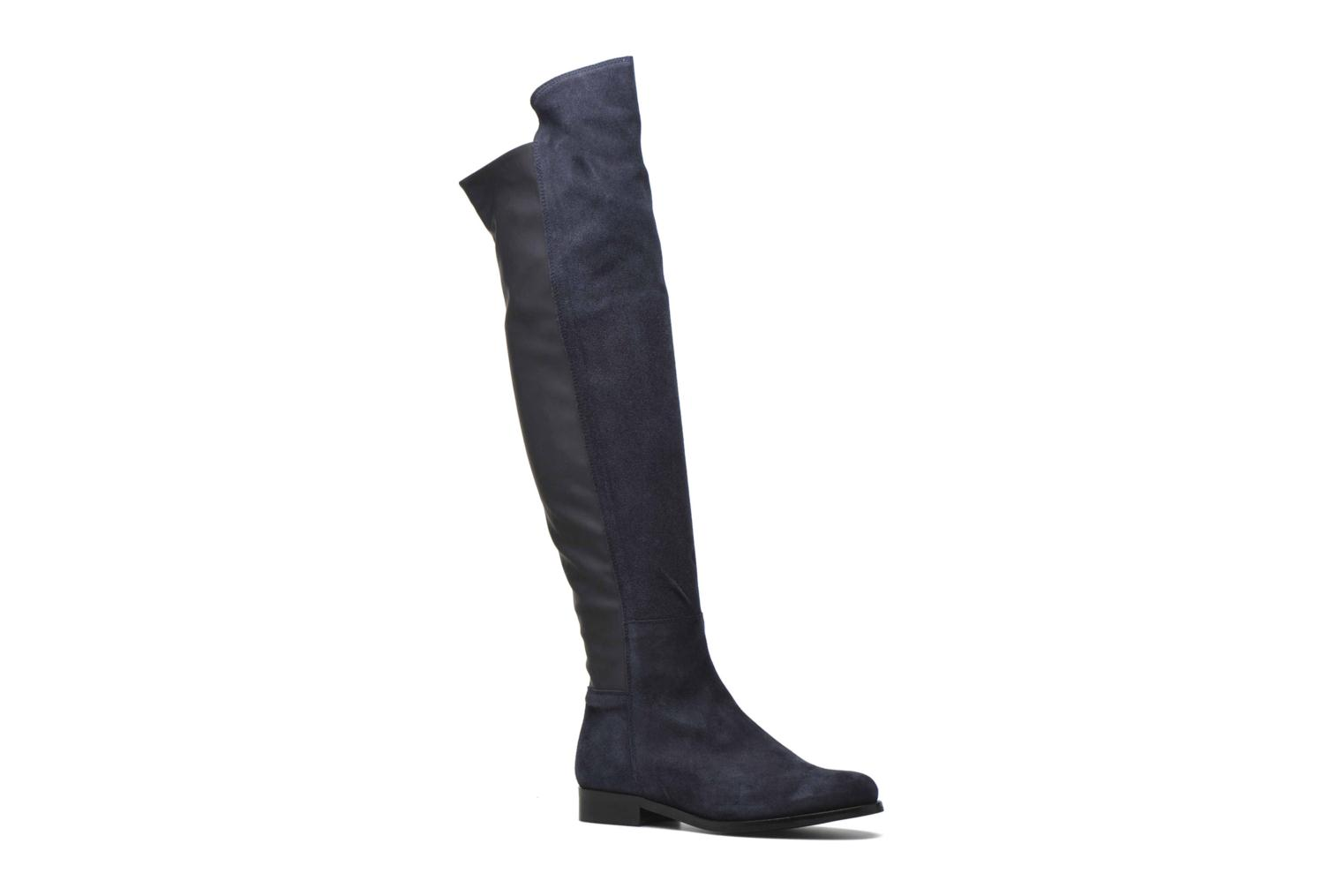 Boots & wellies PintoDiBlu Barbara Blue detailed view/ Pair view