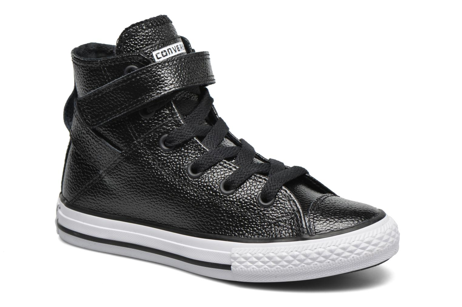 Chuck Taylor All Star Brea Hi Black/white/black