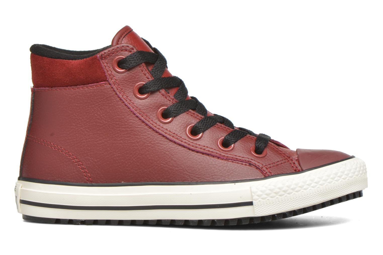 Sneaker Converse Chuck Taylor All Star Converse Boot Hi rot ansicht von hinten