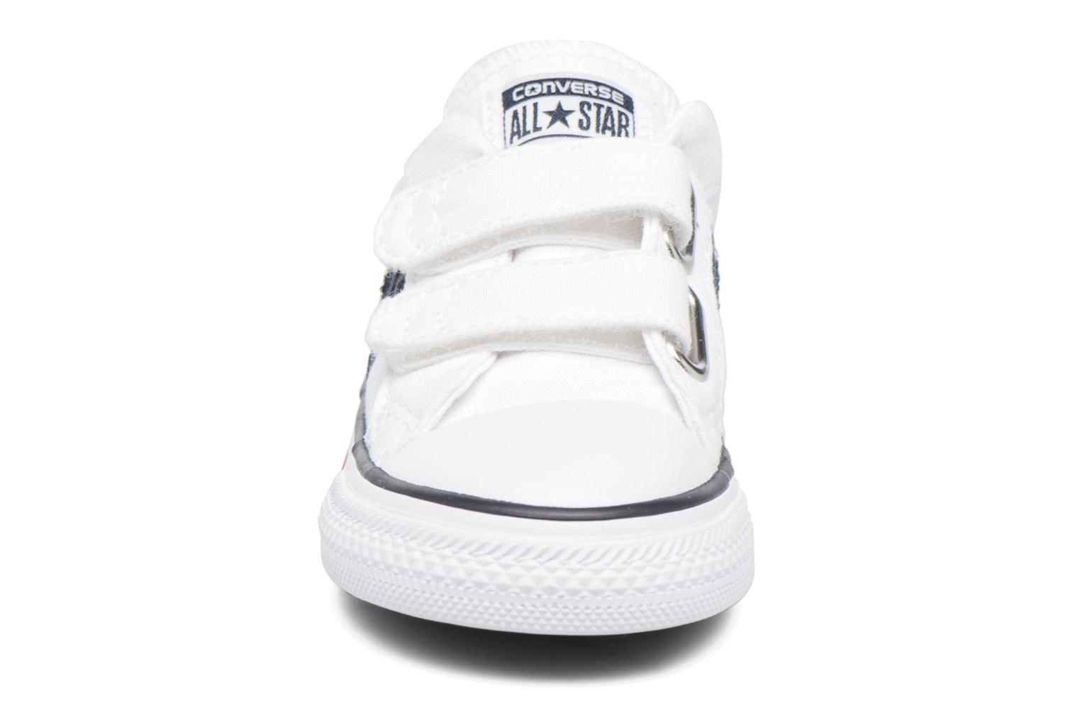 Trainers Converse Star Player 2V Ox White model view