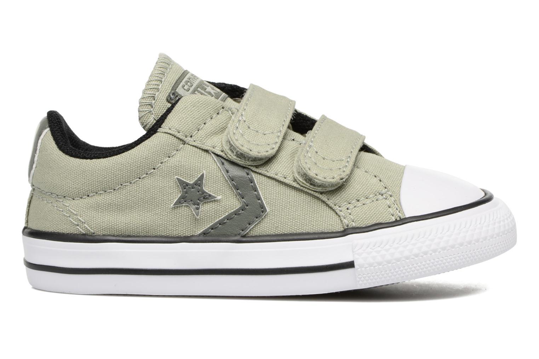 Sneaker Converse Star Player 2V Ox grün ansicht von hinten