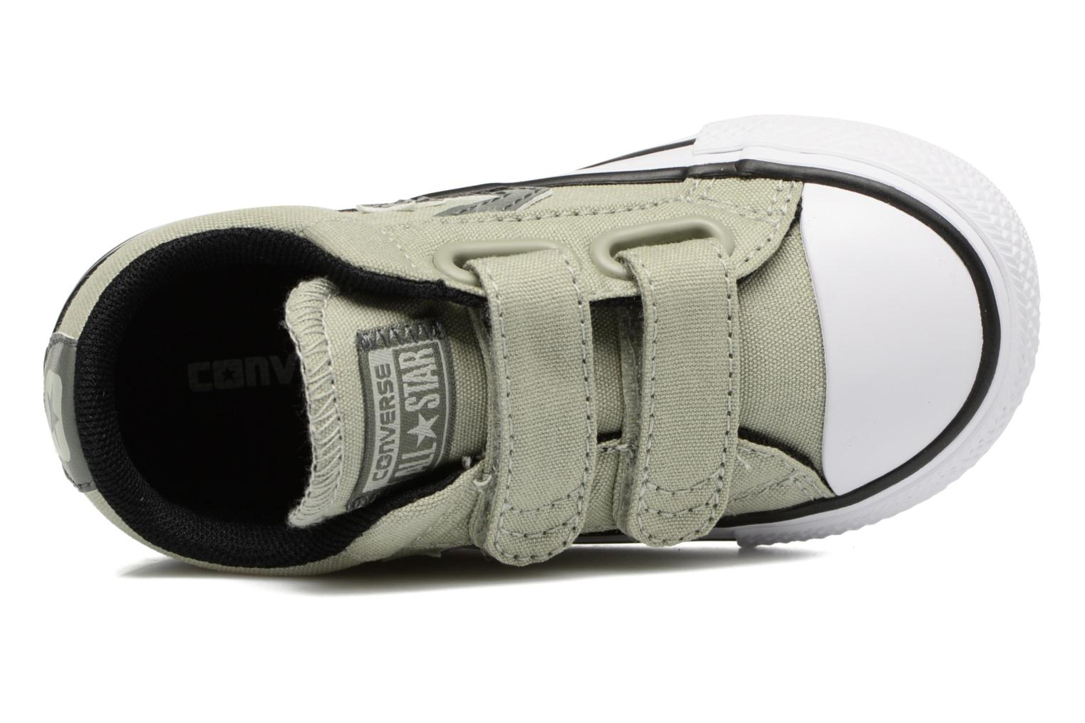 Baskets Converse Star Player 2V Ox Vert vue gauche