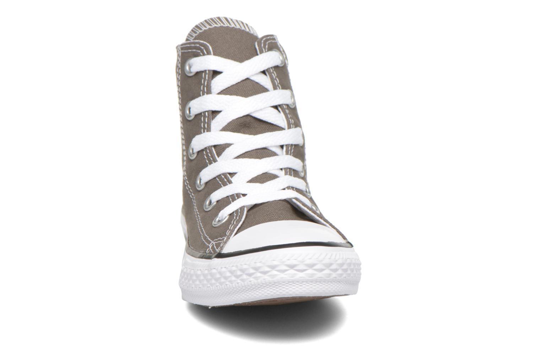 Baskets Converse Chuck Taylor All Star Sp Hi Gris vue portées chaussures