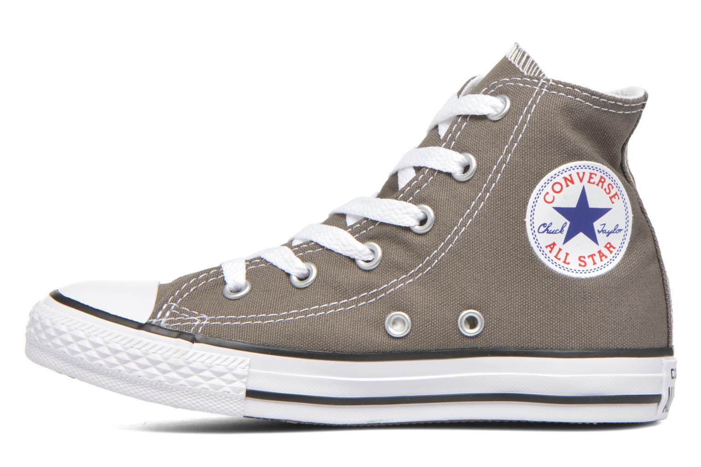 Sneaker Converse Chuck Taylor All Star Sp Hi grau ansicht von vorne