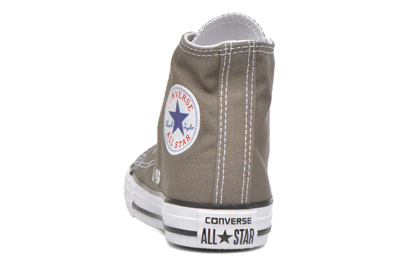 Sneaker Converse Chuck Taylor All Star Sp Hi grau ansicht von rechts