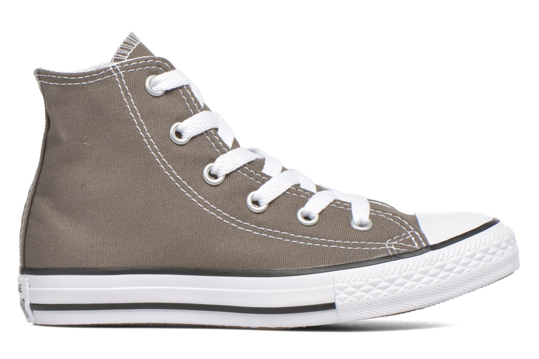 Sneaker Converse Chuck Taylor All Star Sp Hi grau ansicht von hinten