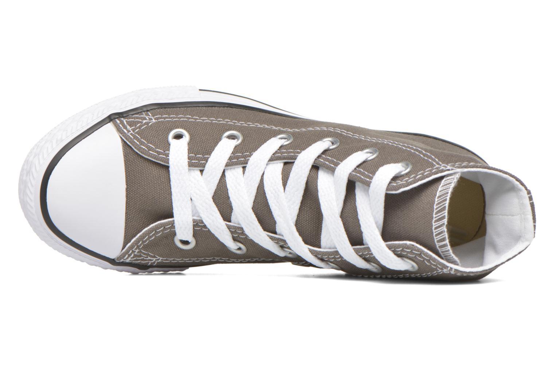 Sneaker Converse Chuck Taylor All Star Sp Hi grau ansicht von links