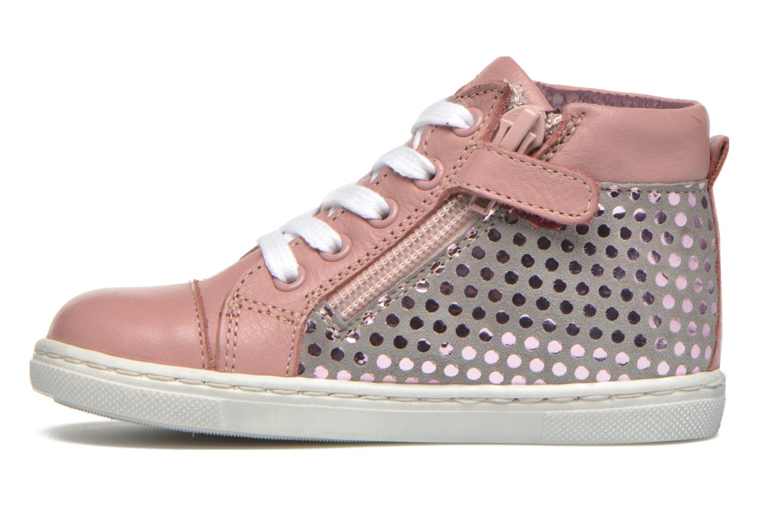 Sneakers Mod8 Toxic Rosa immagine frontale