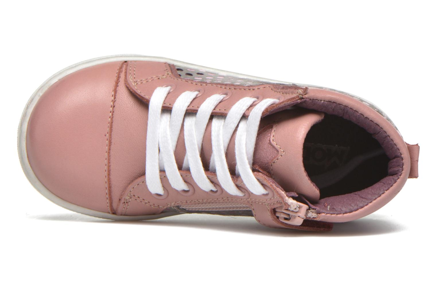 Sneakers Mod8 Toxic Rosa immagine sinistra