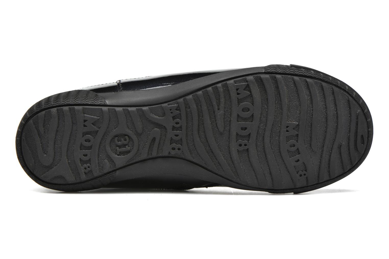 Bottines et boots Mod8 Kama Noir vue haut