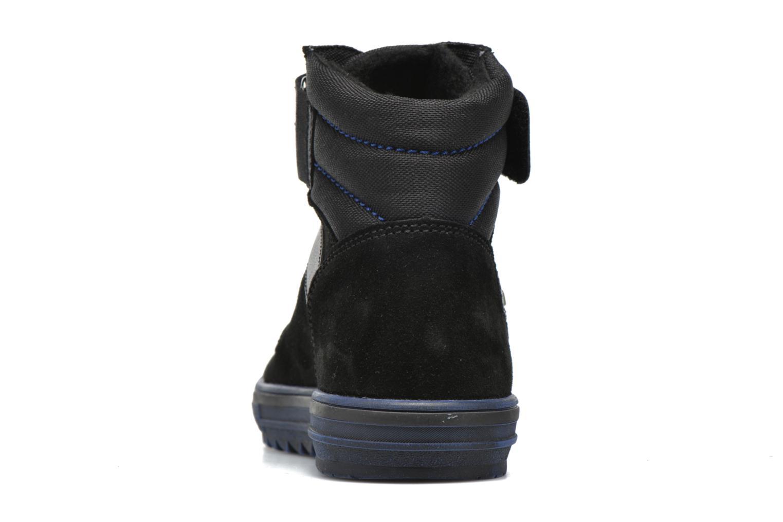 Sneakers Richter Benno Zwart rechts