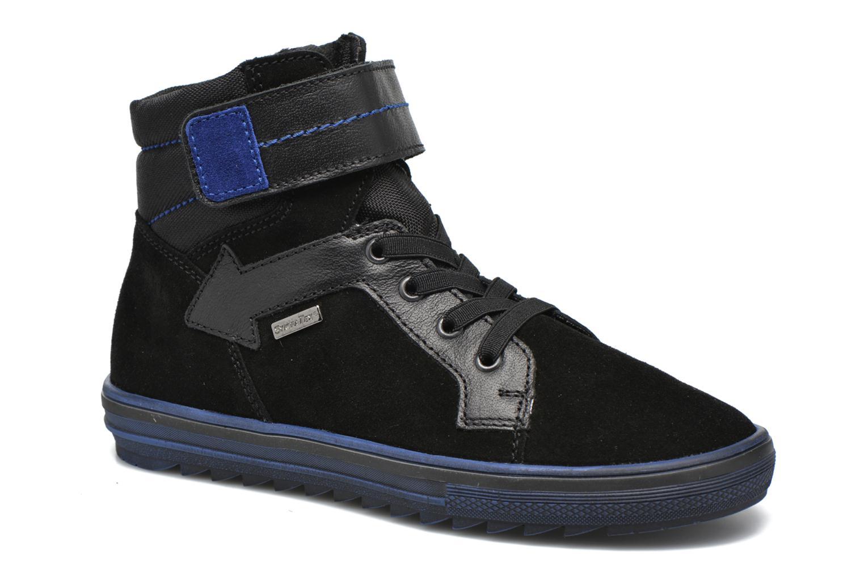 Sneakers Richter Benno Zwart detail