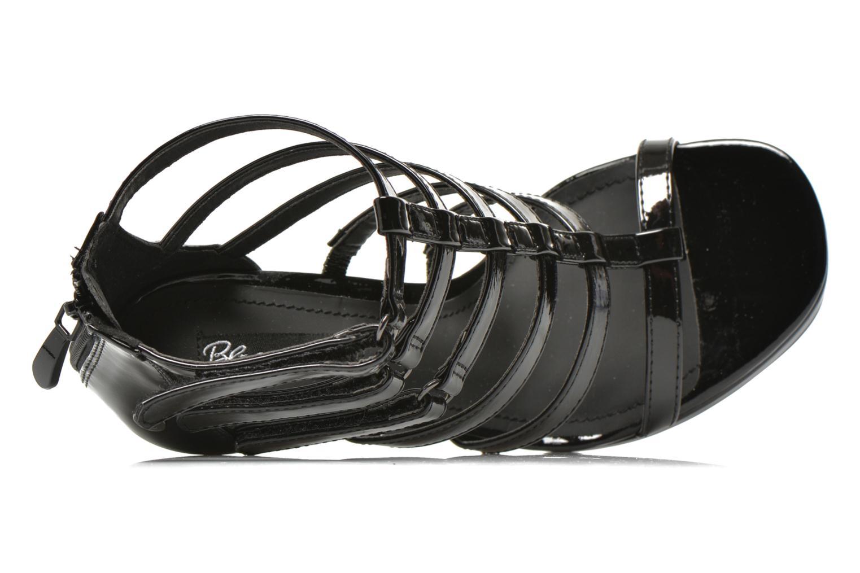 Sandales et nu-pieds Blink Callal Noir vue gauche