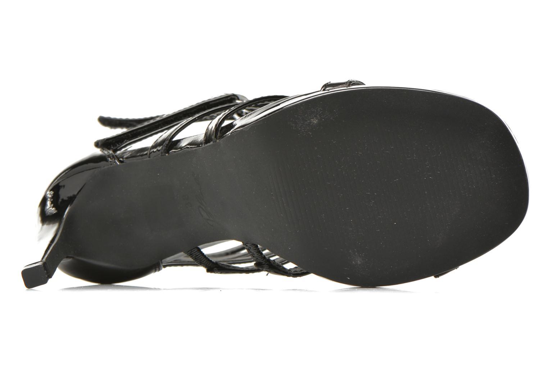 Sandales et nu-pieds Blink Callal Noir vue haut
