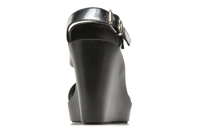 Sandali e scarpe aperte Bronx Anner Grigio immagine destra