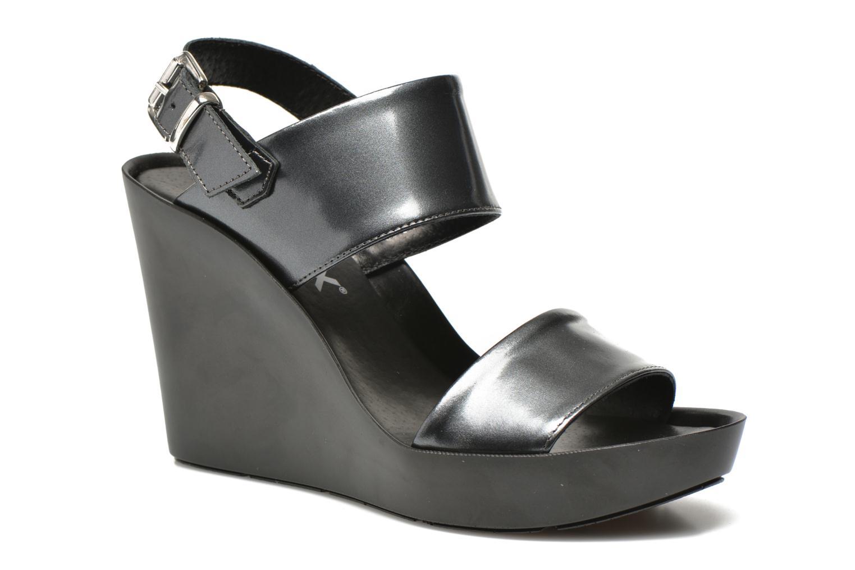 Zapatos promocionales Bronx Anner (Gris) - Sandalias   Descuento de la marca