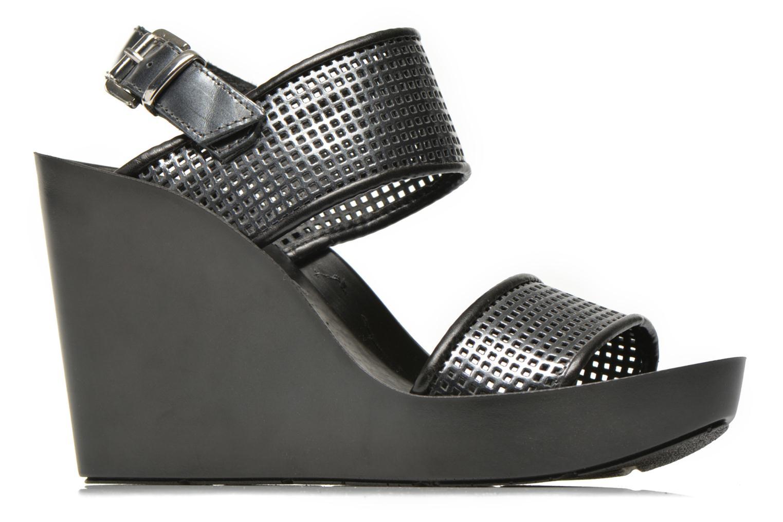 Sandali e scarpe aperte Bronx Anner A Grigio immagine posteriore