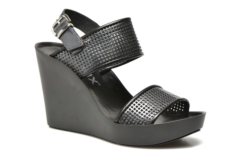 Sandali e scarpe aperte Bronx Anner A Grigio vedi dettaglio/paio