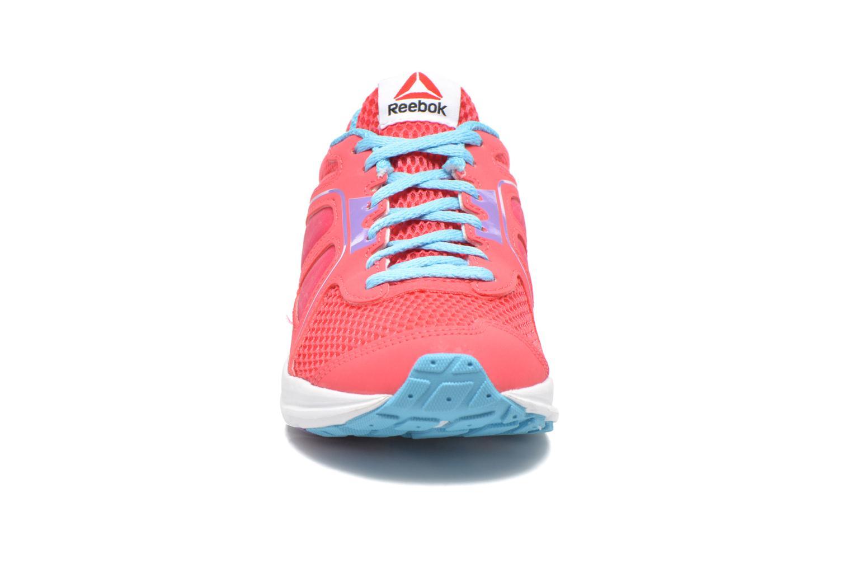 Baskets Reebok Zone cushrun 2.1 Rose vue portées chaussures