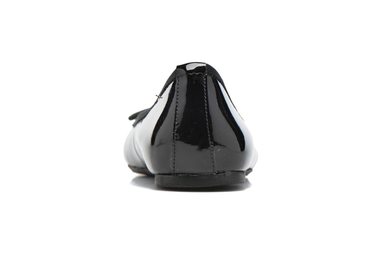 Ballerine nœud Noir 2