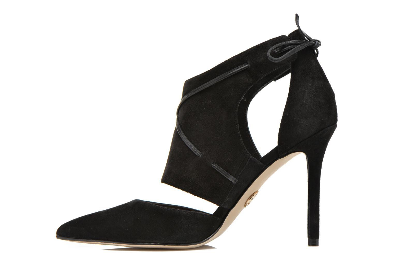 Stiefeletten & Boots Guess Becan schwarz ansicht von vorne