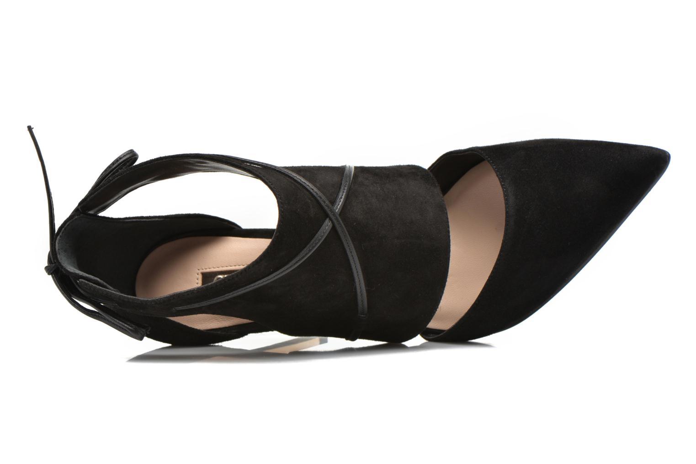 Bottines et boots Guess Becan Noir vue gauche
