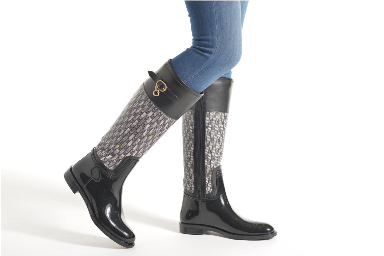 Stiefel Guess Sissy 3 mehrfarbig ansicht von unten / tasche getragen