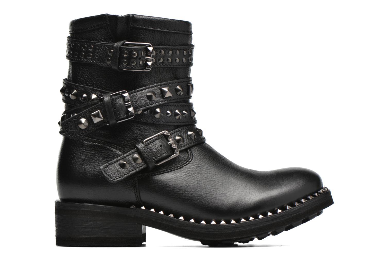 Bottines et boots Ash Tatoo Noir vue derrière