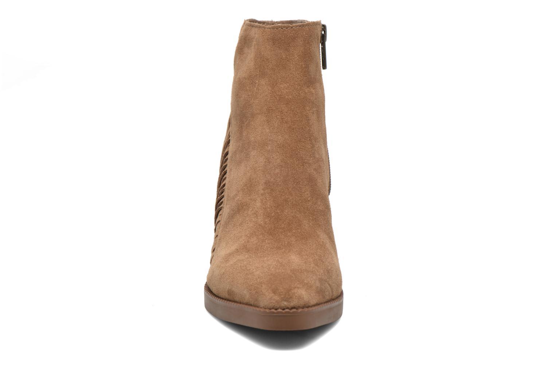 Bottines et boots Ash Gossip Marron vue portées chaussures