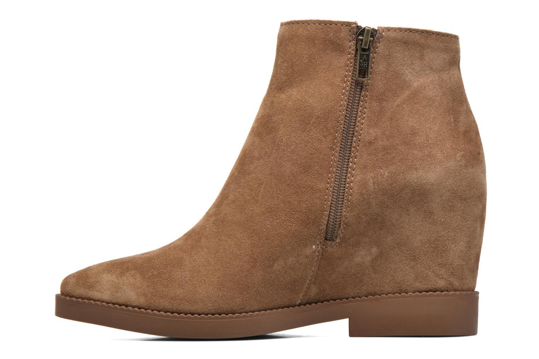 Bottines et boots Ash Gossip Marron vue face