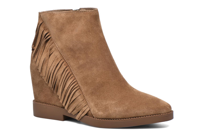 Bottines et boots Ash Gossip Marron vue détail/paire