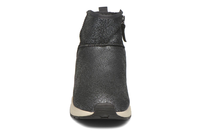Baskets Ash Miko Noir vue portées chaussures