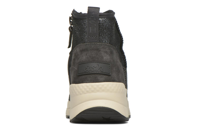 Baskets Ash Miko Noir vue droite