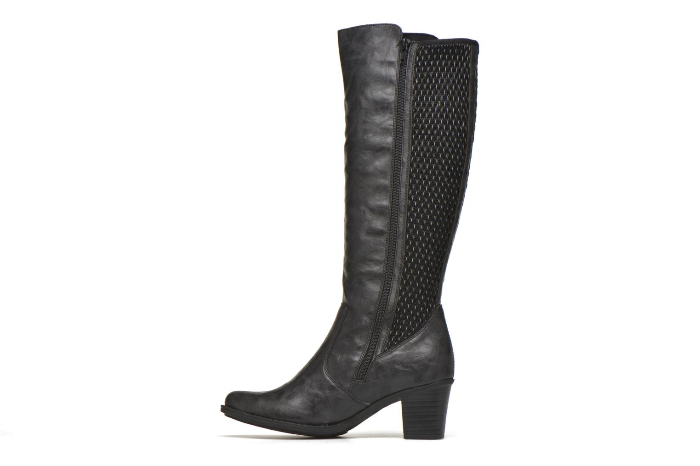 Boots & wellies Rieker Brita Z7695 Grey front view