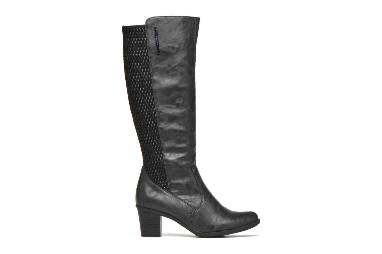 Boots & wellies Rieker Brita Z7695 Grey back view