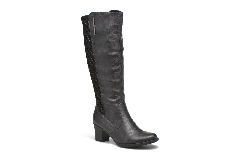 Boots & wellies Rieker Brita Z7695 Grey detailed view/ Pair view
