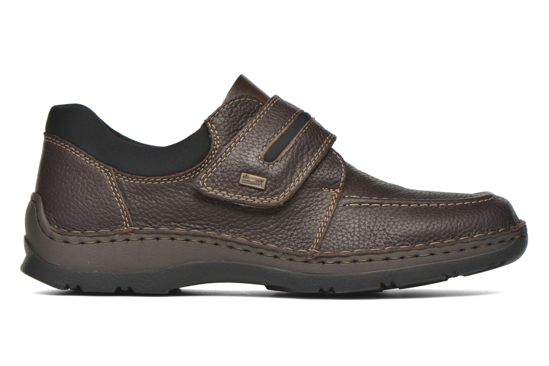Chaussures à scratch Rieker Leo 05399 Marron vue derrière