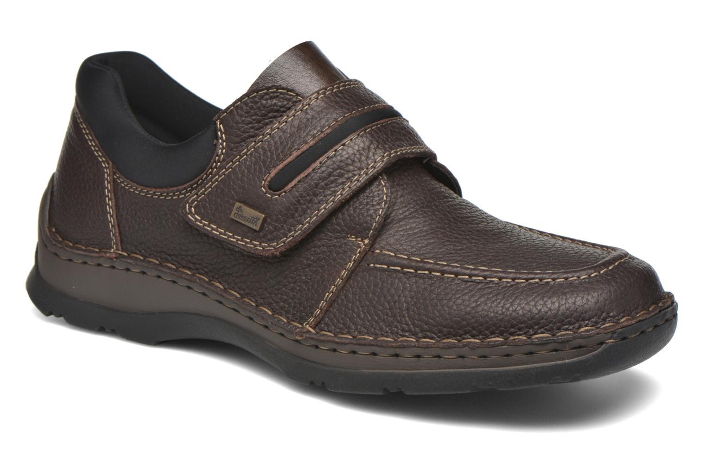 Chaussures à scratch Rieker Leo 05399 Marron vue détail/paire