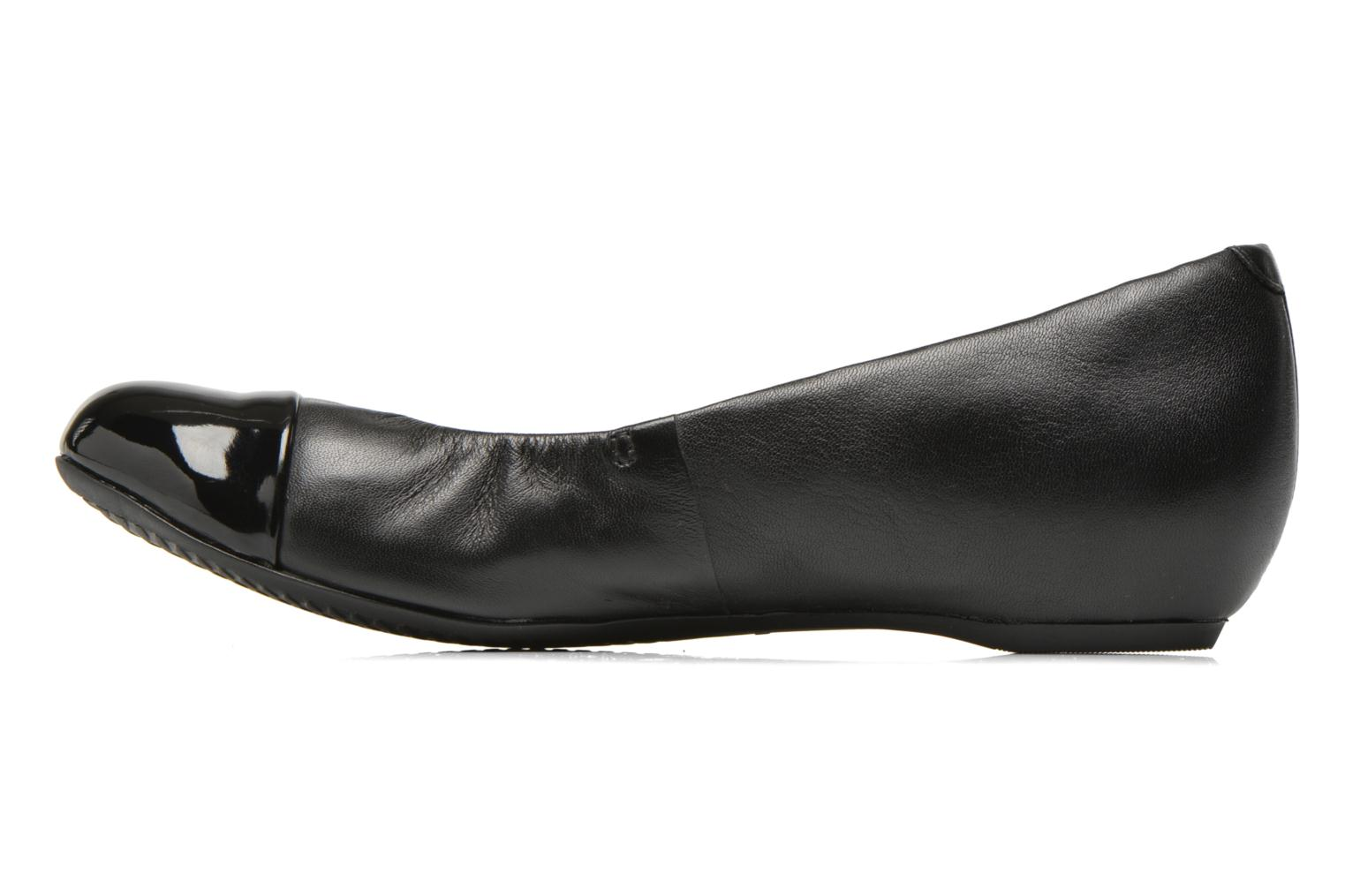 Alitay Susan Black leather