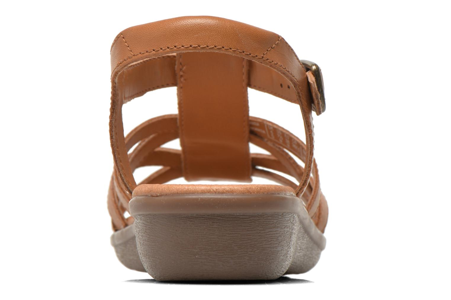 Manilla Bonita Tan Leather