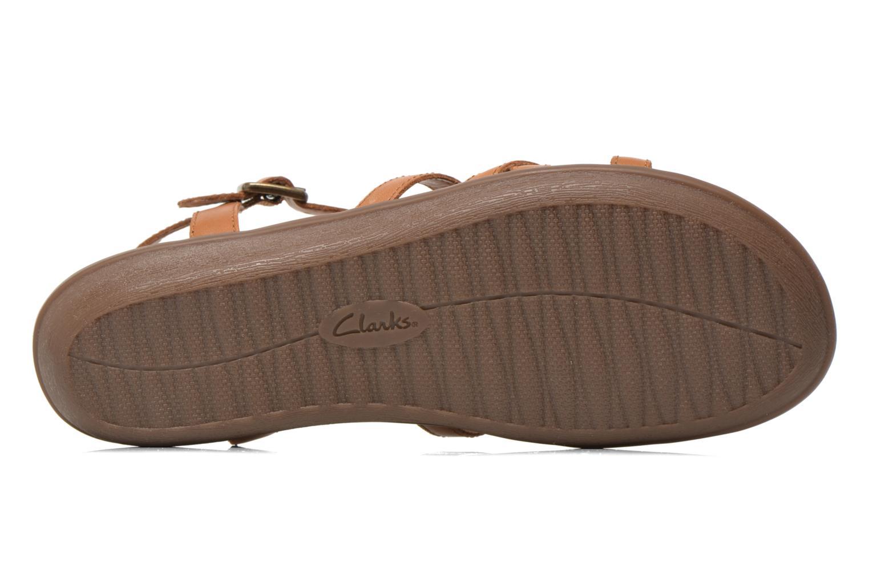 Manilla Bonita Tan Leather