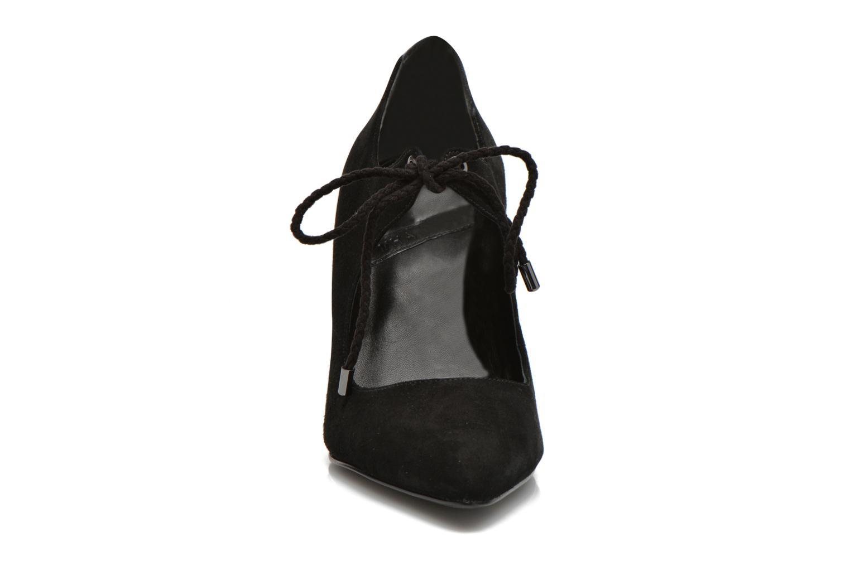 Escarpins What For Okil Noir vue portées chaussures