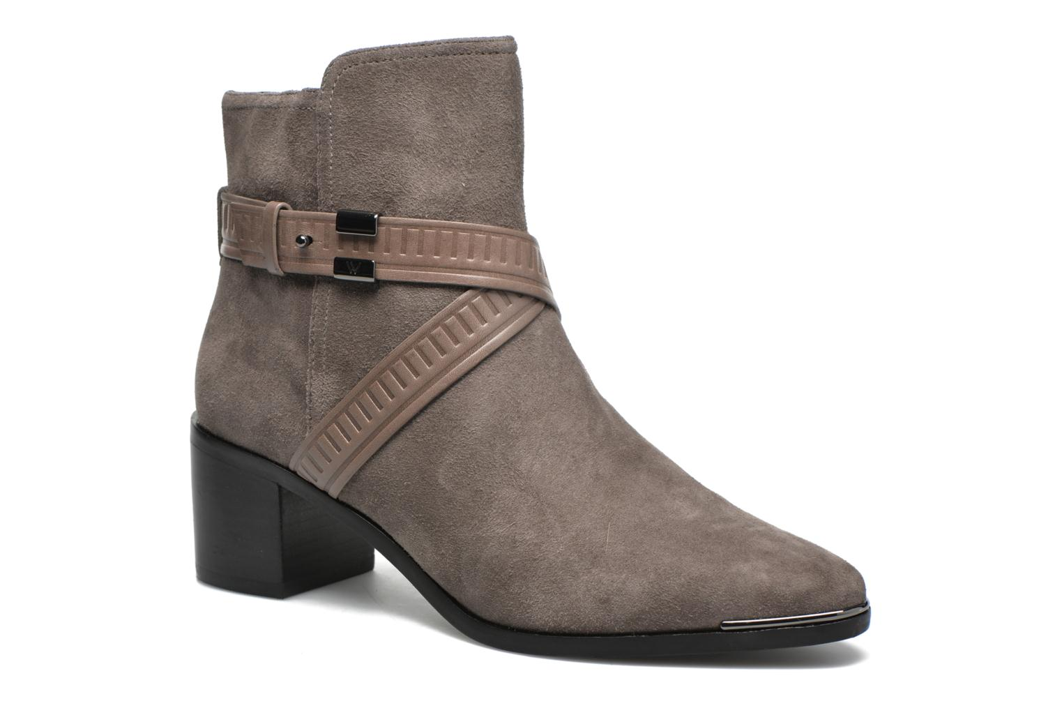 Ankle boots What For Meyes Brown detailed view/ Pair view