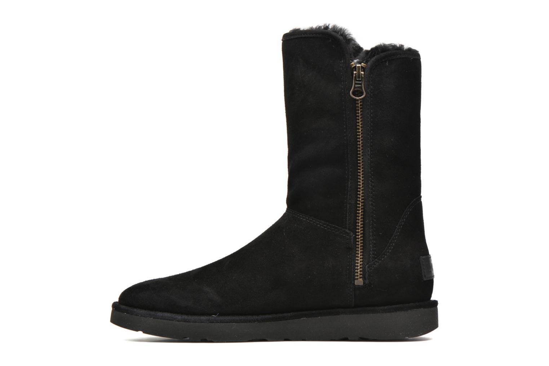 Stiefeletten & Boots UGG Abree Short II schwarz ansicht von vorne